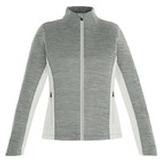 Women's Shuffle Performance Melange Interlock Jacket Thumbnail
