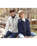Women's Soft Shell Jacket With Hood Thumbnail