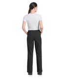 Women's Uflex Drawstring Pant Black (BKMST) Thumbnail