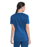 Women's Uflex V-Neck Tunic Royal (BEMST) Thumbnail