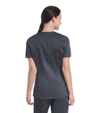 Women's Uflex V-Neck Tunic Steel (STMST) Thumbnail