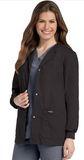 Women's Warm-up Jacket BLACK (BKP) Thumbnail