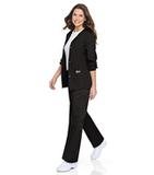 Women's Warm-up Jacket Black Thumbnail