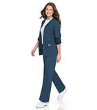 Women's Warm-up Jacket Caribbean Blue Thumbnail