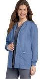 Women's Warm-up Jacket Ceil Blue (BCP) Thumbnail