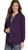 Women's Warm-up Jacket GRAPE (RPP) Thumbnail