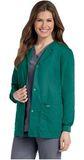 Women's Warm-up Jacket HUNTER GREEN (GHP) Thumbnail