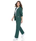 Women's Warm-up Jacket Hunter (GHMST) Thumbnail
