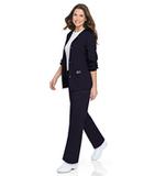 Women's Warm-up Jacket Navy Thumbnail