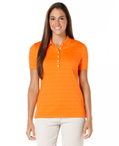 Women's Callaway Opti-vent Knit Polo Shirt Carrot Thumbnail