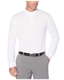 Callaway	Long Sleeve Core Performance Polo White Thumbnail