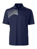 CBUK Glen Acres Polo Navy Blue with White Thumbnail