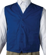 Two Pocket Apron Vest Main Image