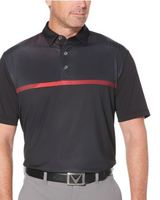 Modern Chest Stripe Polo Main Image