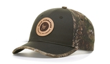 Richardson Duck Cloth Front With Camo Back Cap Main Image