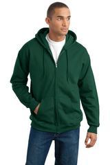 Ultimate Cotton Full-zip Hooded Sweatshirt Main Image