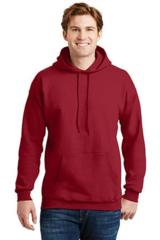 Ultimate Cotton Pullover Hooded Sweatshirt Main Image