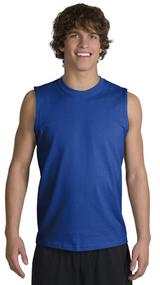 Ultra Cotton Sleeveless T-shirt Main Image