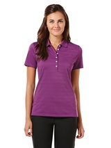 Women's Callaway Opti-vent Knit Polo Shirt Main Image