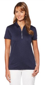 Women's Callaway Tulip Sleeve Polo Main Image
