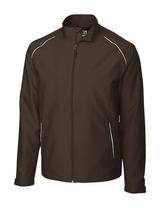 Men's Cutter & Buck WeatherTec Beacon Full Zip Jacket Main Image
