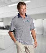 Cutter & Buck Men's DryTec Trevor Stripe Polo Shirt Main Image