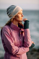 Women's Cutter & Buck Panoramic Packable Wind Jacket Main Image