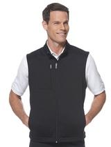 Callaway Full-Zip Knit Fleece Vest Main Image