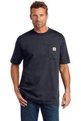 Carhartt Tall Workwear Pocket Short Sleeve T-Shirt Main Image