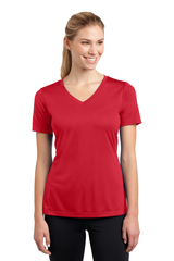 Women's V-neck Competitor Tee Main Image