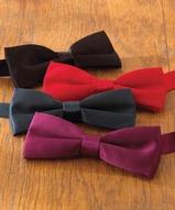 Wing Tuxedo Bow Tie Main Image