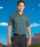 Nike Golf Dri-fit Fade Stripe Polo Main Image
