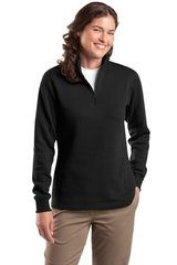 Women's 1/4-zip Sweatshirt Main Image