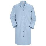 Women's 6-button Front Lab Coat Main Image