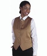 Women's Bistro Vest Main Image