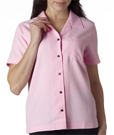 Women's Cabana Breeze Camp Shirt Main Image
