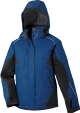 Women's Color-block Insulated Jacket Main Image