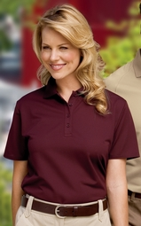 Women's Dry Zone Ottoman Polo Shirt Main Image