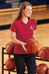 Women's Dry Zone Raglan Accent Polo Shirt Main Image