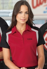 Women's Edry Color-block Polo Shirt Main Image