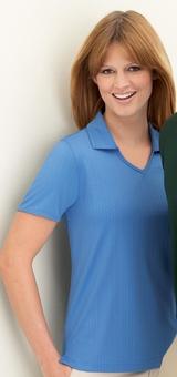 Women's Eperformance Jacquard Polo Shirt Main Image