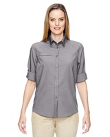 Women's Excursion Textured Performance Shirt Main Image