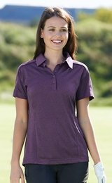 Women's Fluid E-performance Melange Polo Main Image
