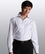 Women's Long Sleeve Service Shirt Main Image