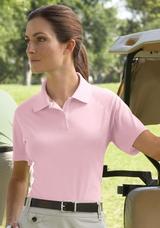 Women's Performance Pique Polo Shirt Main Image