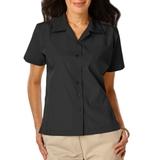 Women's Poplin Camp Shirt Main Image