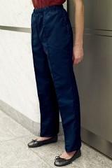 Women's Poplin Scrub Pant Main Image