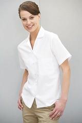 Women's Poplin Uniform Blouse Main Image
