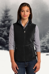 Women's Port Authority R-tek Pro Fleece Full-zip Vest Main Image