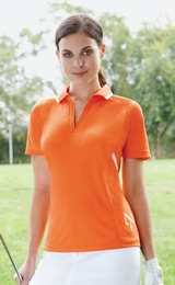 Women's Propel Eperformance Interlock Polo With Contrast Tape Main Image